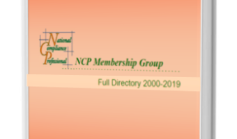 NOW AVAILABLE… 2017 NCP Directory
