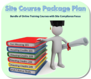 Site Compliance Course Package Plan