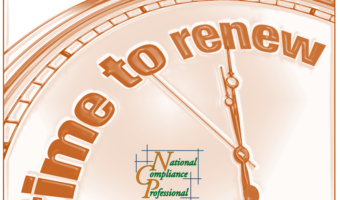 It's NCP Renewal Time!